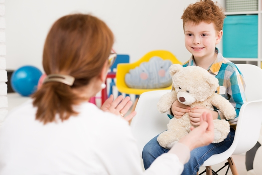 CBT Therapy for Children